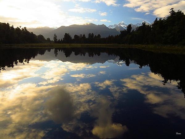 Lake Matheson 3 by DevilsAdvocate