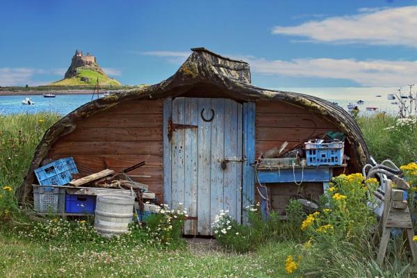 Lindisfarne by helenlinda