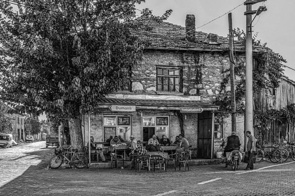 Tea House in Kurucuova by nonur