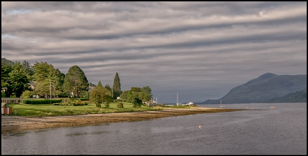 Loch Linnhe at Fort William by fentiger