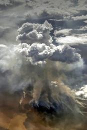 Fires in the Great Australian Desert