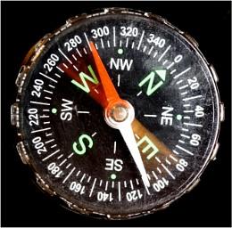 Photo : Compass