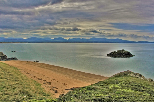 Llanddwyn morning by pks