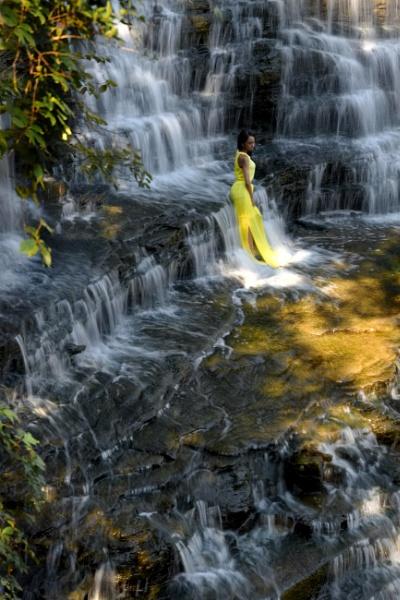 A Pretty At Falls by manicam