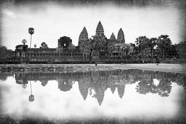 Angkor Wat by malum
