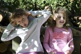 Silly Sunday twins