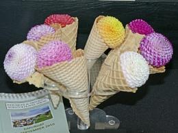 Flower Cornets