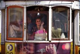 life on tram