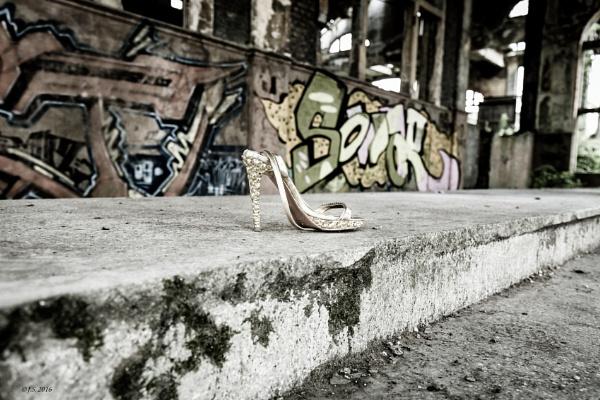 "\""Cinderella\'s slipper...\"" by JS97"