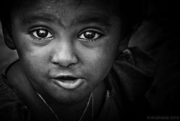 Eyes Speak! by AkashdeepSaha