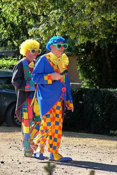 clowns by jeakmalt