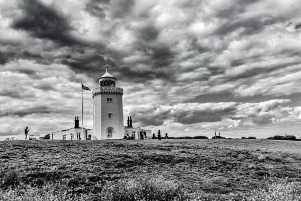 South Foreland Lighthouse by mogobiker
