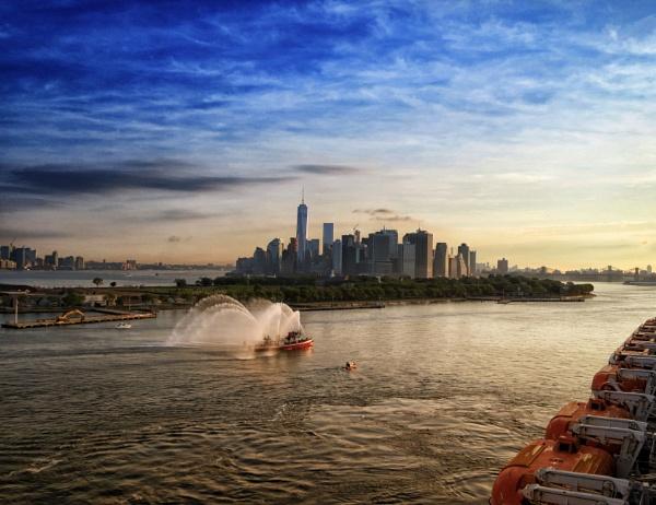 Good Morning New York by Owdman
