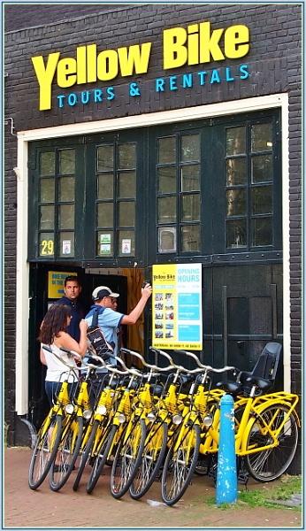 *** Bike rentals *** by Spkr51