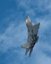 F 22 Riat Air Show by MikeMar