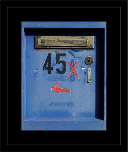 45 X by Rende