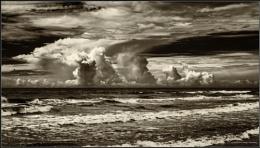 Storm Clouds off Galveston