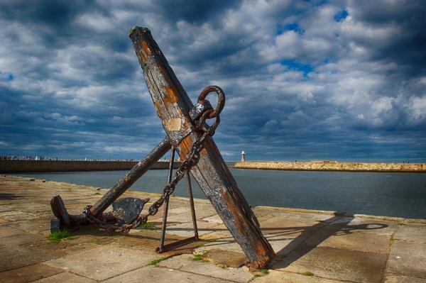 whitby anchor by stevegilman