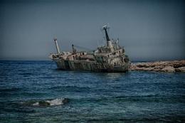 Photo : Shipwreck