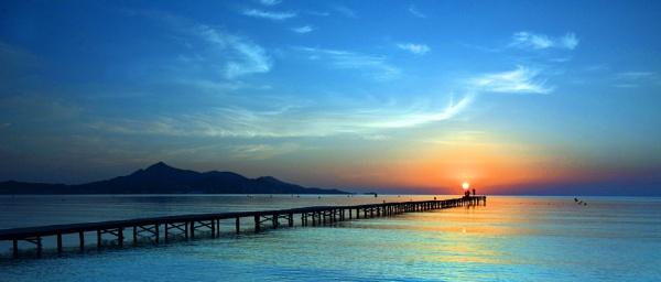 Sunrise Alcudia,Majorca