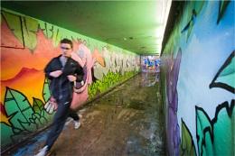 Graffiti Run
