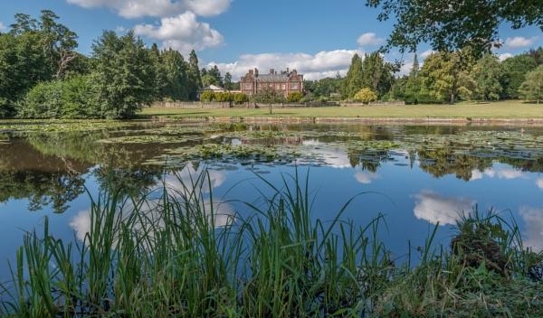 Lynford Hall Norfolk by Stevefz