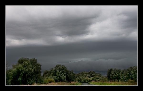 Looks like it might rain again. by bluesandtwos