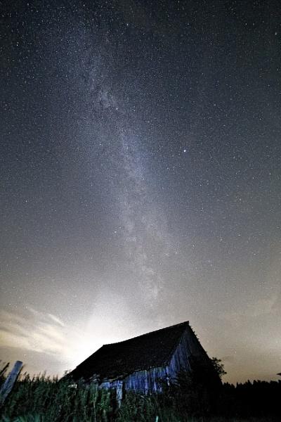 Light pollution! by DavidTravis