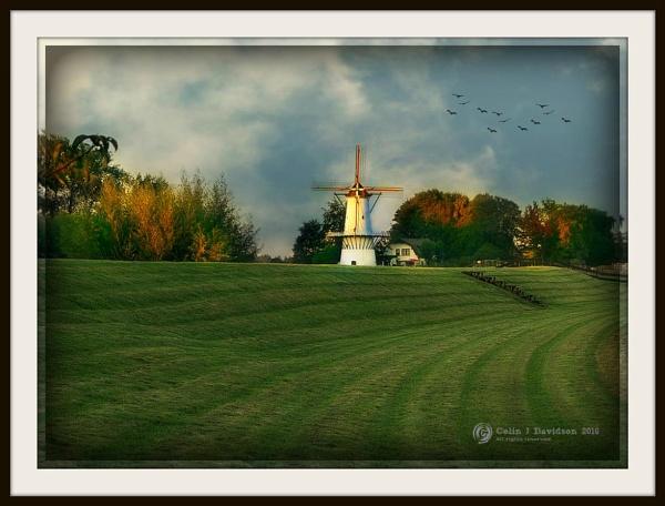 Deil Mill. by colijohn