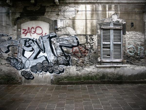 Itailian Graffitti by Garry1956