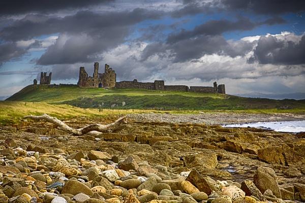 Castle Ruin by Garry1956