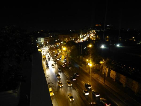 Athens at night. by Gary66