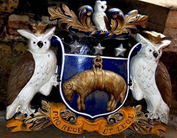 Leeds Coat Of Arms.