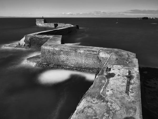 Zig Zag Pier by buddiePhotographer