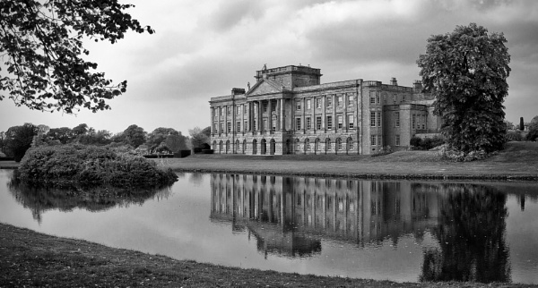 Lyme Hall by TheShaker