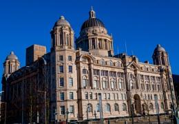 Port Of Liverpool Building Plus