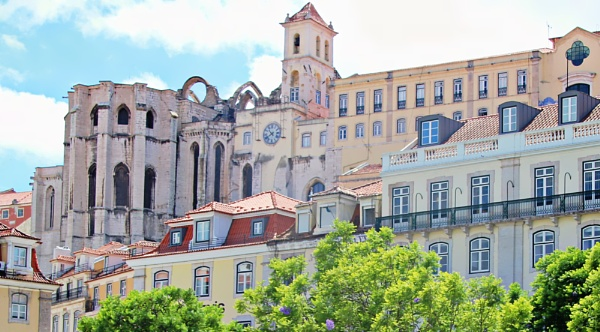 Lisbon City, Portugal by Quimribas