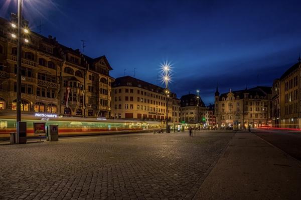 Last night in Basel by marek100