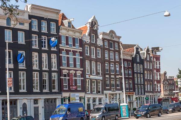 Amsterdam by kuipje