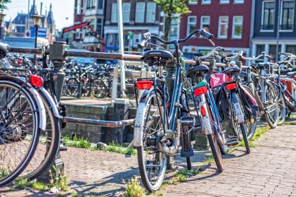 Amsterdam, de stad waar alles kan (Amsterdam, the city were everything is possible) by kuipje
