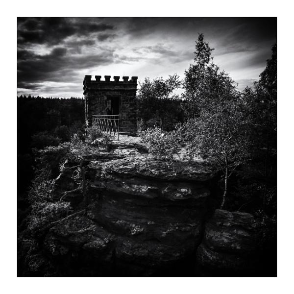 The Dark Tower by gerainte1