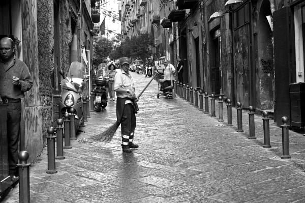 Street Cleaners by NevJB