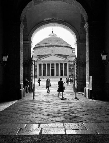 Piazza Plebiscito by NevJB