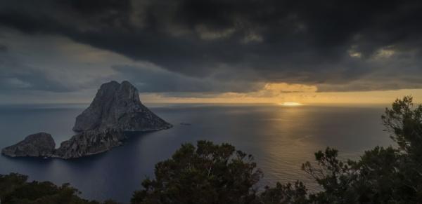 Es Vedra Ibiza Sunset by Legend147