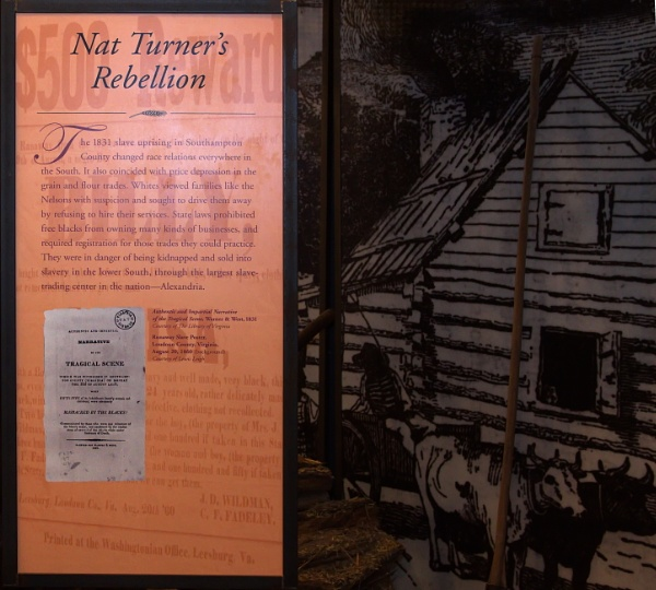 The Southampton Insurrection is also known as Nat Turner\'s Rebellion by GGAB
