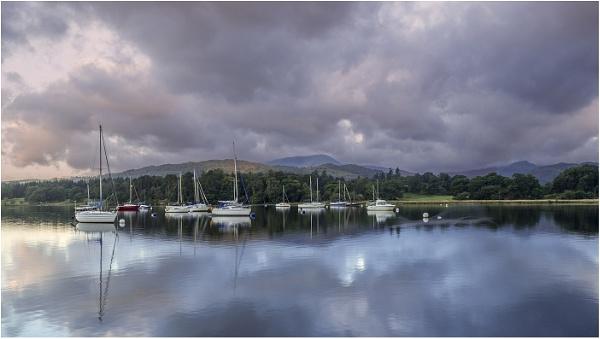 Windermere Dawn by Leedslass1