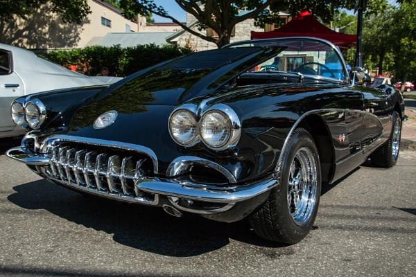 1958 Chevrolet Corvette by Johnpt