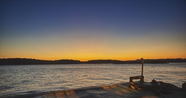 Brazilian sunset by JayChristianson