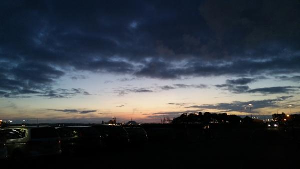 Blue Sky by Suhfian