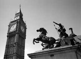 London: the usual 'Tourist Shot'